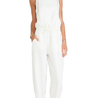 Assali Plink Jumpsuit in Ivory