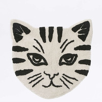 Cat Face Bath Mat - Urban Outfitters