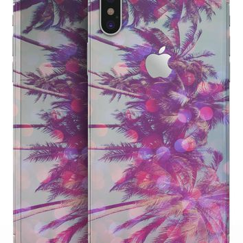 Hollywood Glamour - iPhone X Skin-Kit