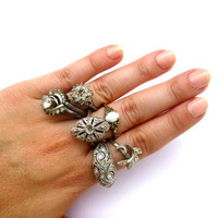 Vintage Ring Lot by BaumLove on Etsy