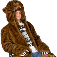 Workaholics Bear Coat - January Pre-Order