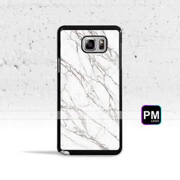 Black & White Marble Case Cover for Samsung Galaxy S3 S4 S5 S6 S7 Edge Plus Active Mini Note 3 4 5 7