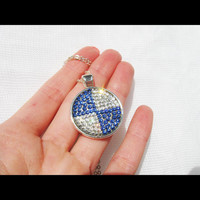 has video BMW Crystal pendant bling Bmw Silver pendant Bling Bmw pendant Bmw pendant with Swarovski Bmw pendant with crystals