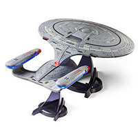 Star Trek TNG Enterprise D Ship