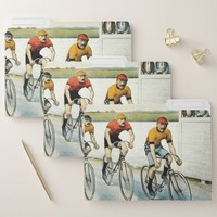 TOP Cycling Old School File Folder