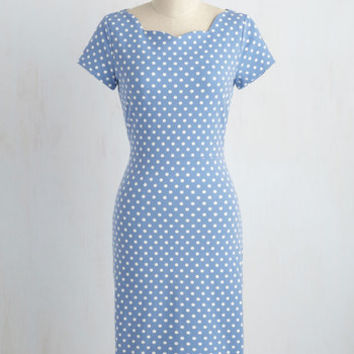 Blithe for Life Dress | Mod Retro Vintage Dresses | ModCloth.com