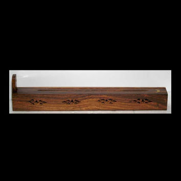 Wooden Flip-Flop Incense Holder 12""