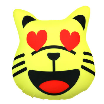 CAT EMOJI PILLOW