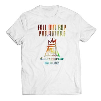 fall out boy paramore Clothing T shirt Men