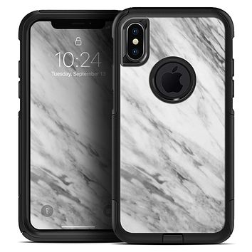 Slate Marble Surface V10 - Skin Kit for the iPhone OtterBox Cases