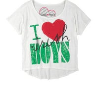 I Heart Irish Boys Tee