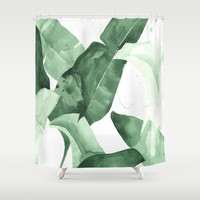 Beverly II Shower Curtain by THE AESTATE