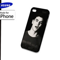 Jack Gilinsky Face Magcon Boys Case for iPhone 4/4s iPhone 5/5s/5c and Samsung Galaxy S3/S4