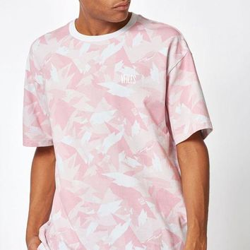 VONE05W VFILES x Mtn Dew Camo Out All Over Print T-Shirt
