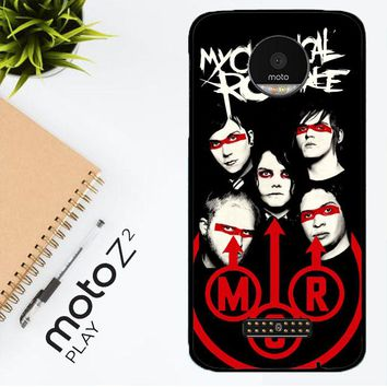 My Chemical Romance C0351 Motorola Moto Z2 Play Case