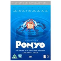 Ponyo (Studio Ghibli Collection) (2 Discs)