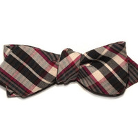 The Sherlock Cotton Bow Tie