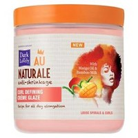 Dark and Lovely Au Natural Curl Defining Creme Glaze - 14 oz