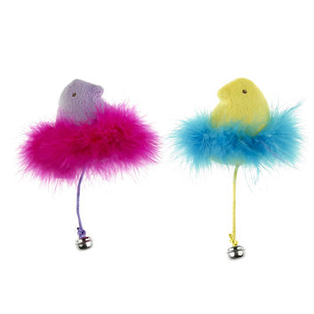 PEEPS & Company Online Candy Store: Shop Now : PEEPS CHICK CATNIP TOY