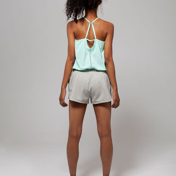 Camp Hardly Wait Romper | ivivva