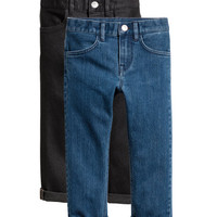 2-pack Slim Fit Jeans - from H&M
