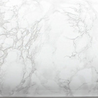 Peel & Stick Backsplash Decorative Granite Contact Paper Self-adhesive Marble Wallpaper [4705-1 : 61cm(2.00 ft) X 200cm(6.56 ft)]