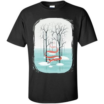 Admirable Forest Spirits Princess Mononoke 2017 T Shirt