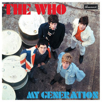 Who - My Generation (LP)