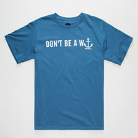 O'neill Mix Up Mens T-Shirt Blue  In Sizes