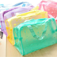 Portable Makeup Cosmetic Toiletry Travel Waterproof Storage Pouch Bag 59190