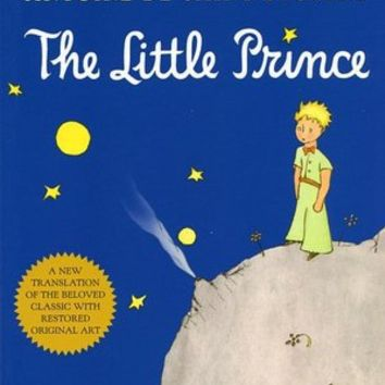 BARNES & NOBLE | The Little Prince by Antoine de Saint-Exupery, Houghton Mifflin Harcourt | Paperback, Hardcover, Audiobook, Multimedia, Pop Up Book, Other Format