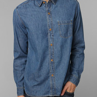 Urban Outfitters - CPO Denim Button-Down Shirt