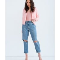Talk Around Town Denim by Sorella