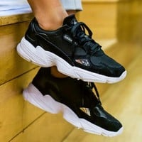 Adidas Falcon Retro leisure sports shoes-3