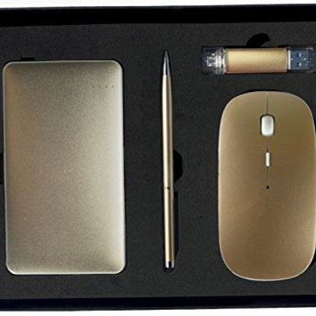 Luxury Business Gift Set - Themesis - Cool Tech Gadgets - Best useful gift for him & her - Corporate gifts