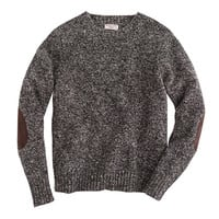 J.Crew Mens Wallace & Barnes Donegal Wool Sweater