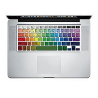 Colorful   Keyboard  mac decal mac book mac book pro mac book air Ipad