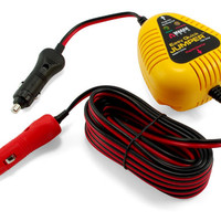 Closed-Hood Car Jump Starter