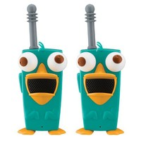 Phineas And Ferb Perry-Diculously Cool Walkie Talkies
