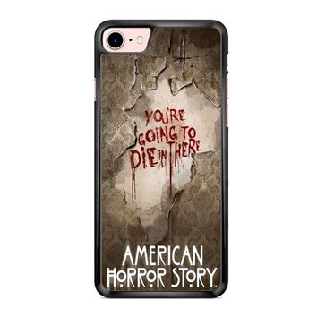 American Horror Story 3 iPhone 7 Case