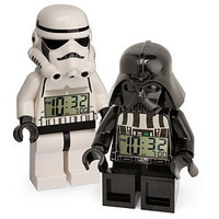 ThinkGeek :: LEGO Star Wars Minifig Alarm Clock