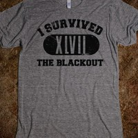 I Survived The Black Out 47 - Football