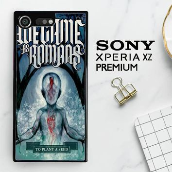 We Came As Romans Cover Z1387 Sony Xperia XZ Premium Case