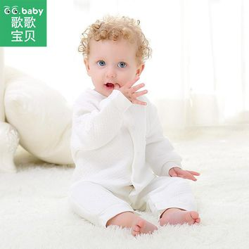 Baby Boy Romper Jumpsuit Winter Rompers Long Sleeve Cotton Clothing Toddler Baby Clothes Jumpsuits Warm Baby Boys Snow Pajamas