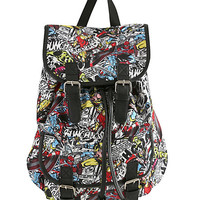 Marvel Characters Slouch Backpack