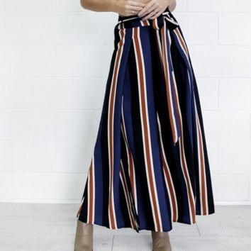 Sexy Striped Trousers
