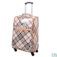 PU Leather Trolley Luggage Wholesaler, Manufacturers & Suppliers 2016