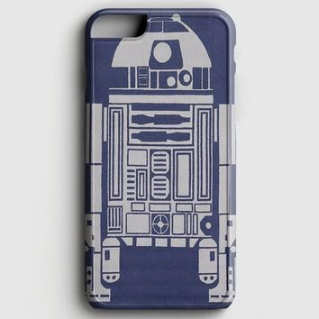 R2-D2 Area Rugs iPhone 7 Case