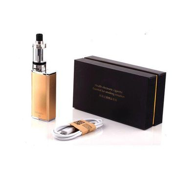GGQ6 Electronic E Pen Mod Cigarette Vape Kit Vapor 45W Variable 2200mAh Battery Tank