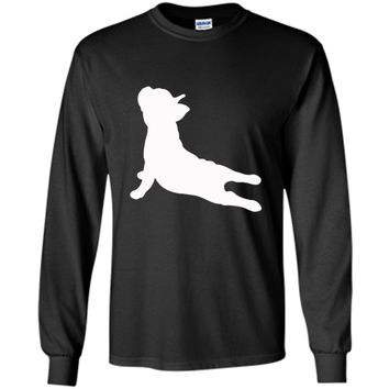 French Bulldog Yoga T-Shirt